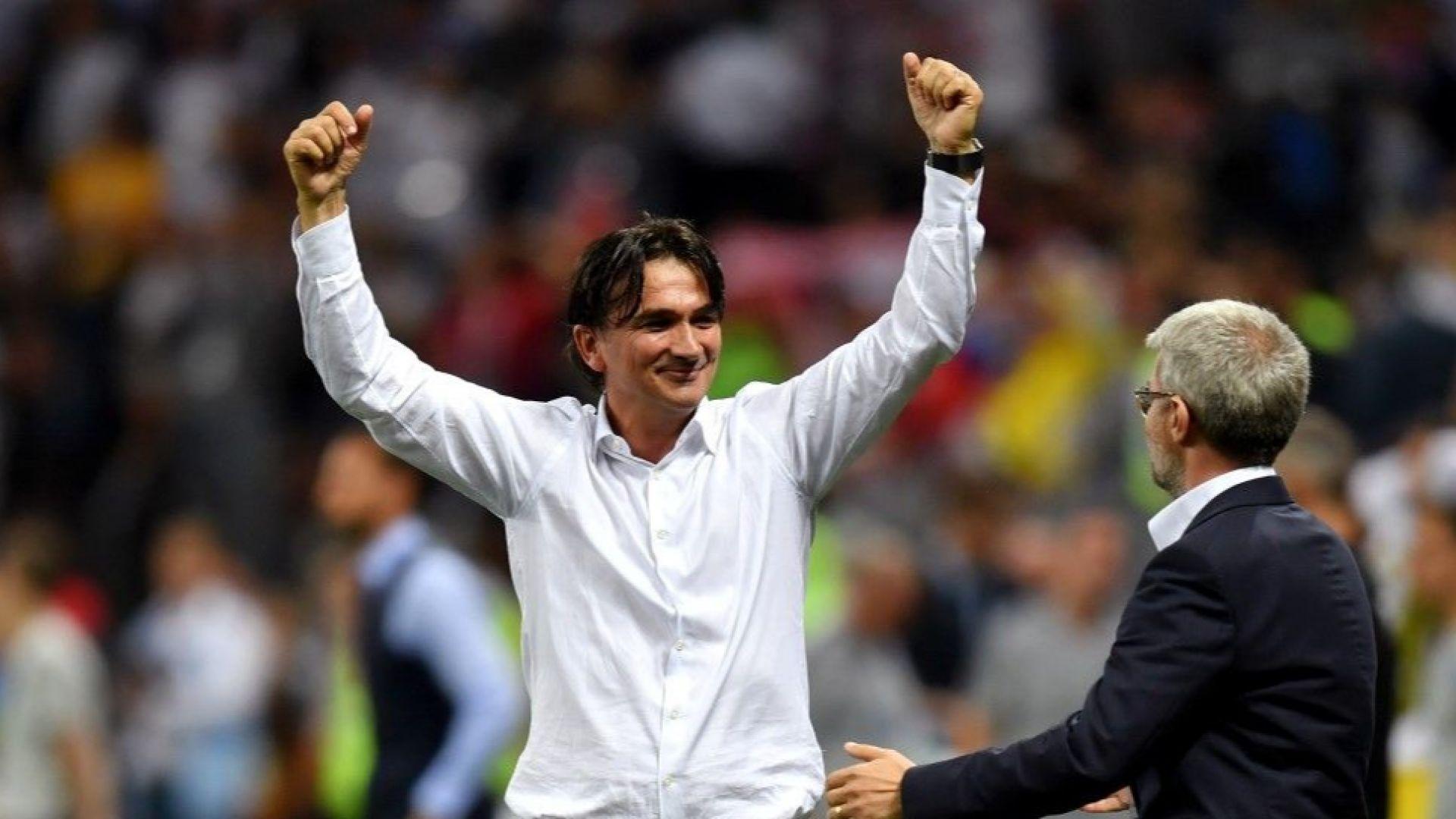Далич: Господ ни дава шанс за реванш срещу Франция