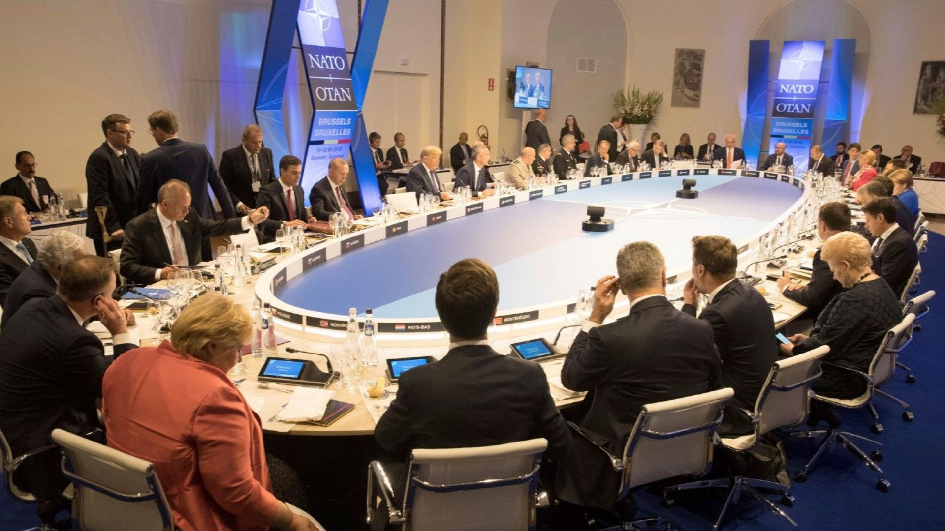 Член 5 от Договора на НАТО ще се задейства и при хибридна атака