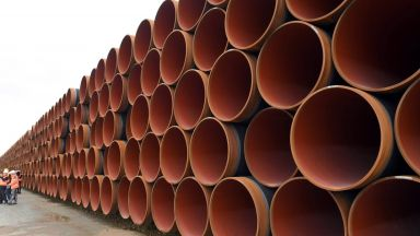 """САЩ готвят санкции срещу """"Северен поток-2"""""""