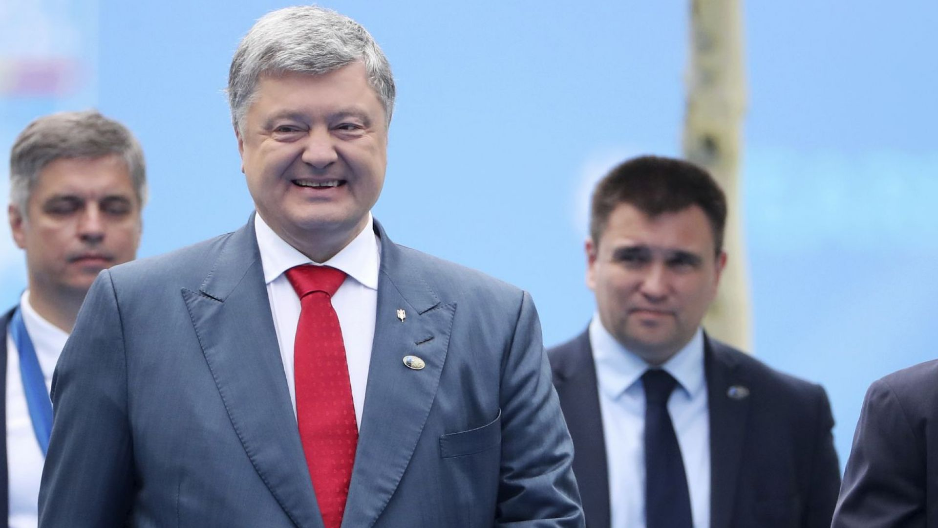 Грузия и Украйна също напредват към НАТО