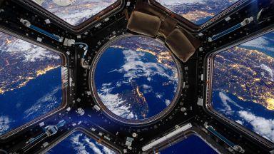 Как един фотоапарат на МКС помага на науката на Земята (галерия)
