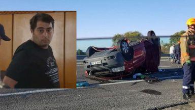 """Турчинът, предизвикал адския сблъсък с 4 жертви на """"Тракия"""", карал в аварийното"""