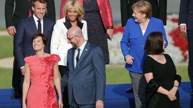 Срещата на върха на НАТО в снимки