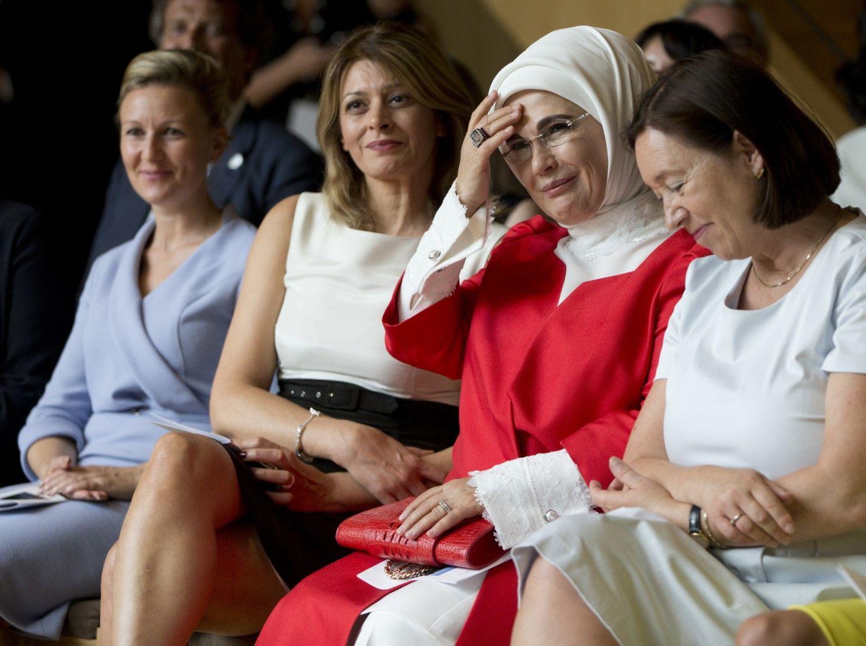Десислава Радева и Емине Ердоган