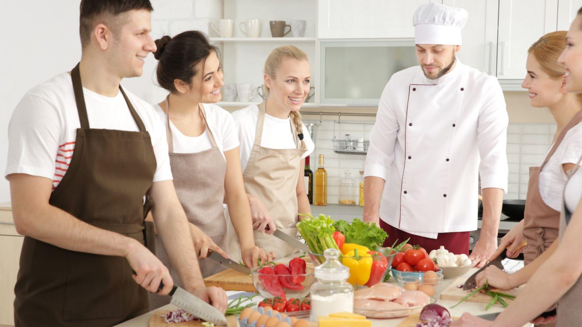 Виж кой спечели ваучер за кулинарен курс от Miele и Yummy cooking