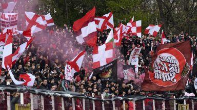 Видеостена събира феновете за реванша на ЦСКА в Дания