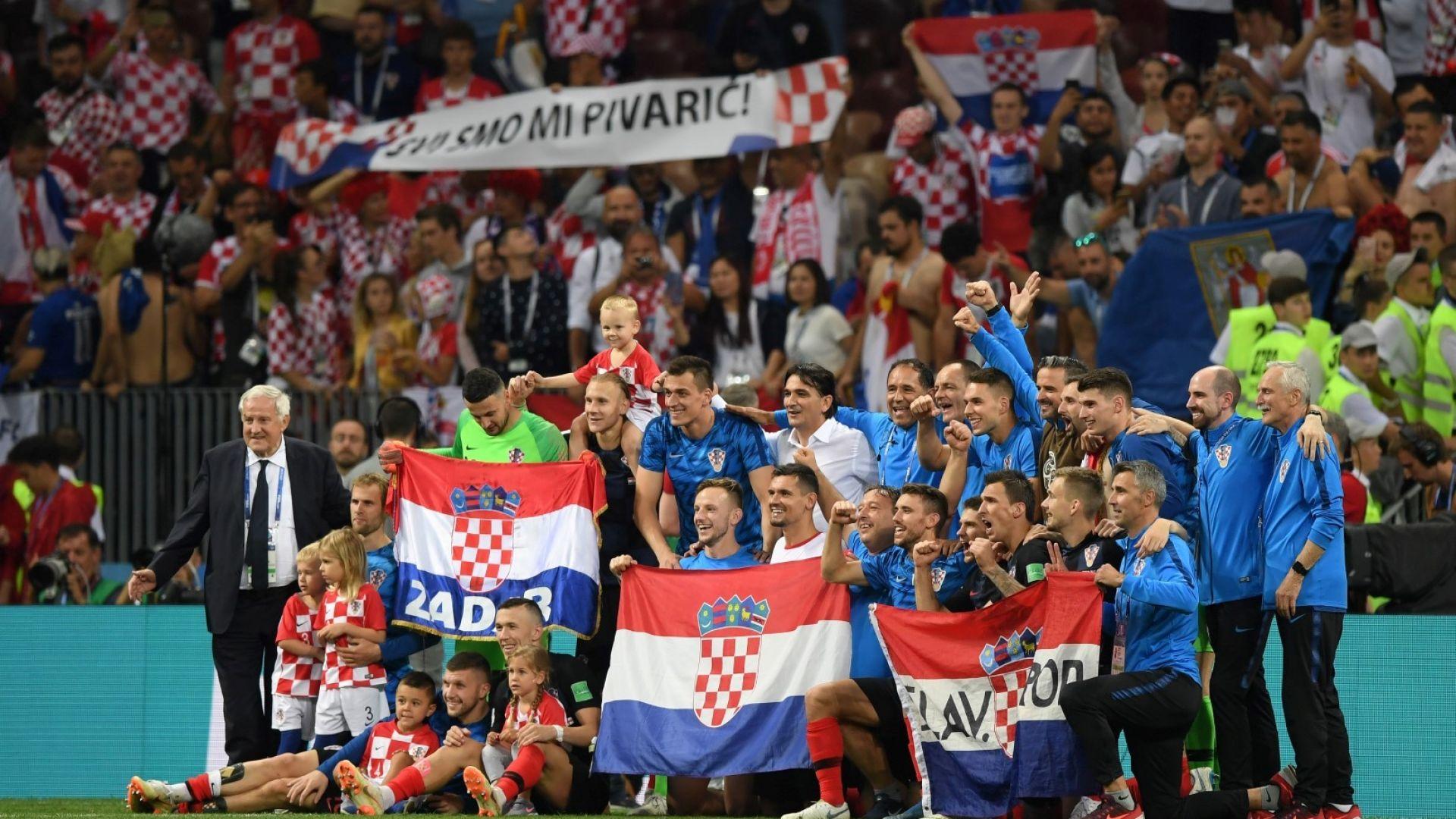 В Загреб се продават билети по 10500 евро за финала