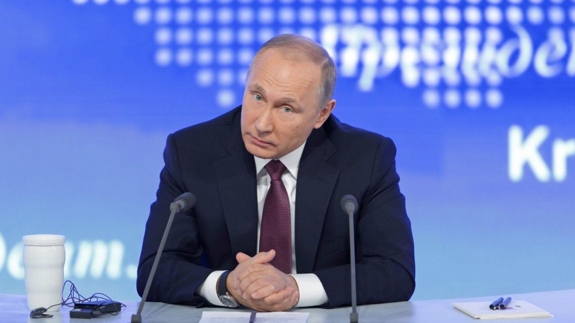 Русия продължи контрасанкциите срещу ЕС и САЩ до края на 2019 година