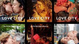 "24 целувки, заснети в рамките на 24 часа, за ""The New York Times"""
