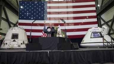 US астронавтите няма да могат да летят в космоса след ноември 2019 г.
