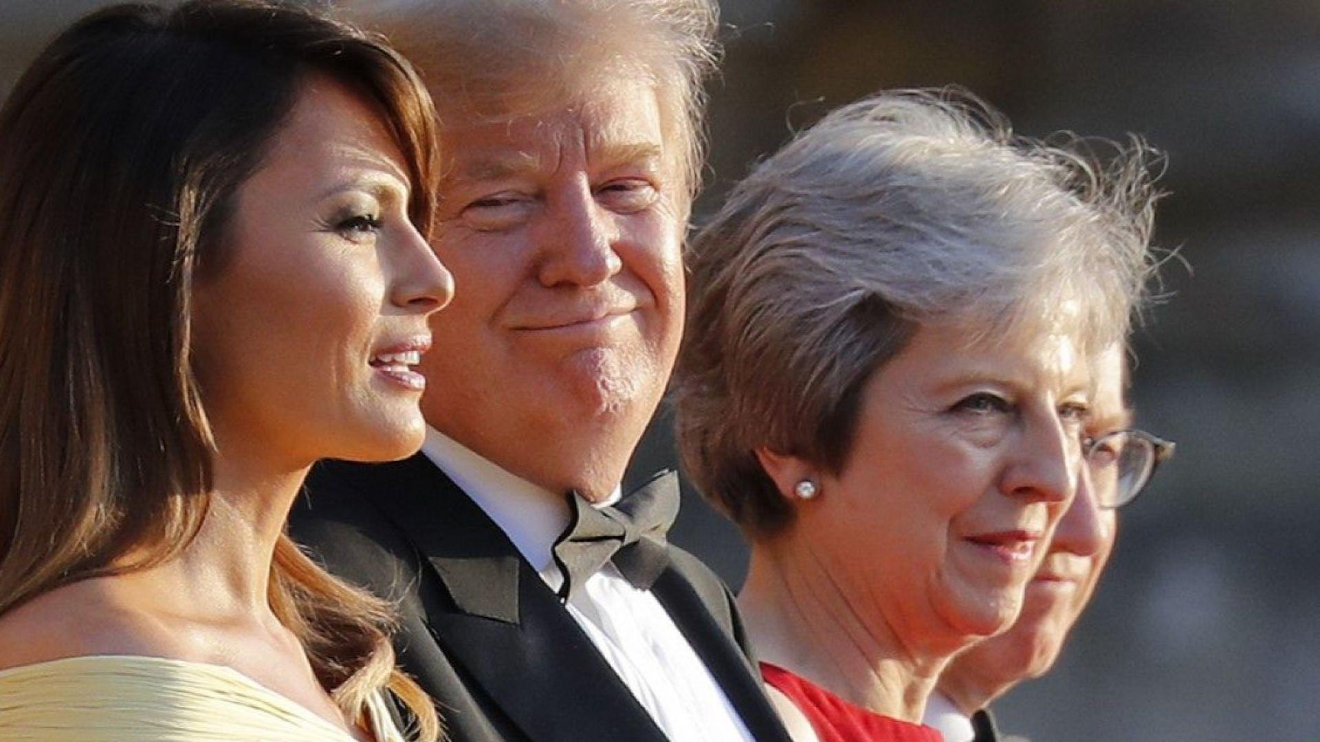 Тръмп: Мей убива сделката със САЩ, Борис Джонсън би бил страхотен премиер