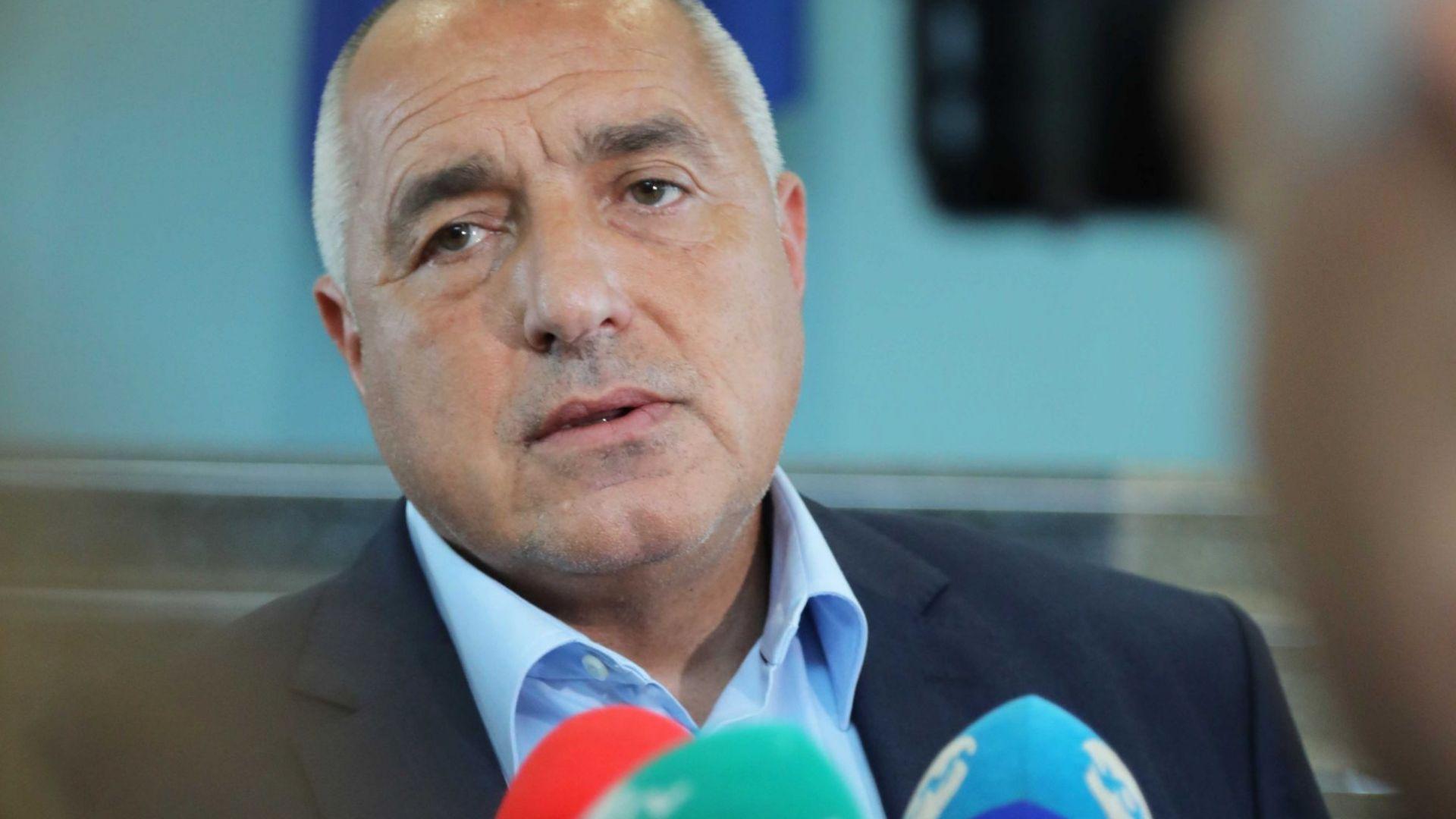 Борисов се извини на майките: Симеонов да си мери думите, недопустими са