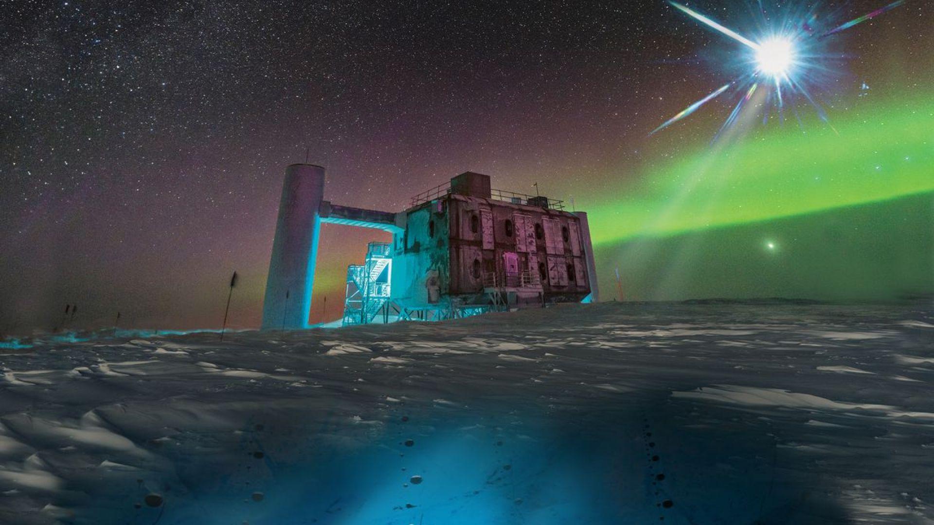 """Учени измериха масата на Земята с """"призрачните частици"""""""