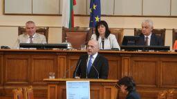 Дончев: Според БСП сме разрязали САЩ и Европа през океана