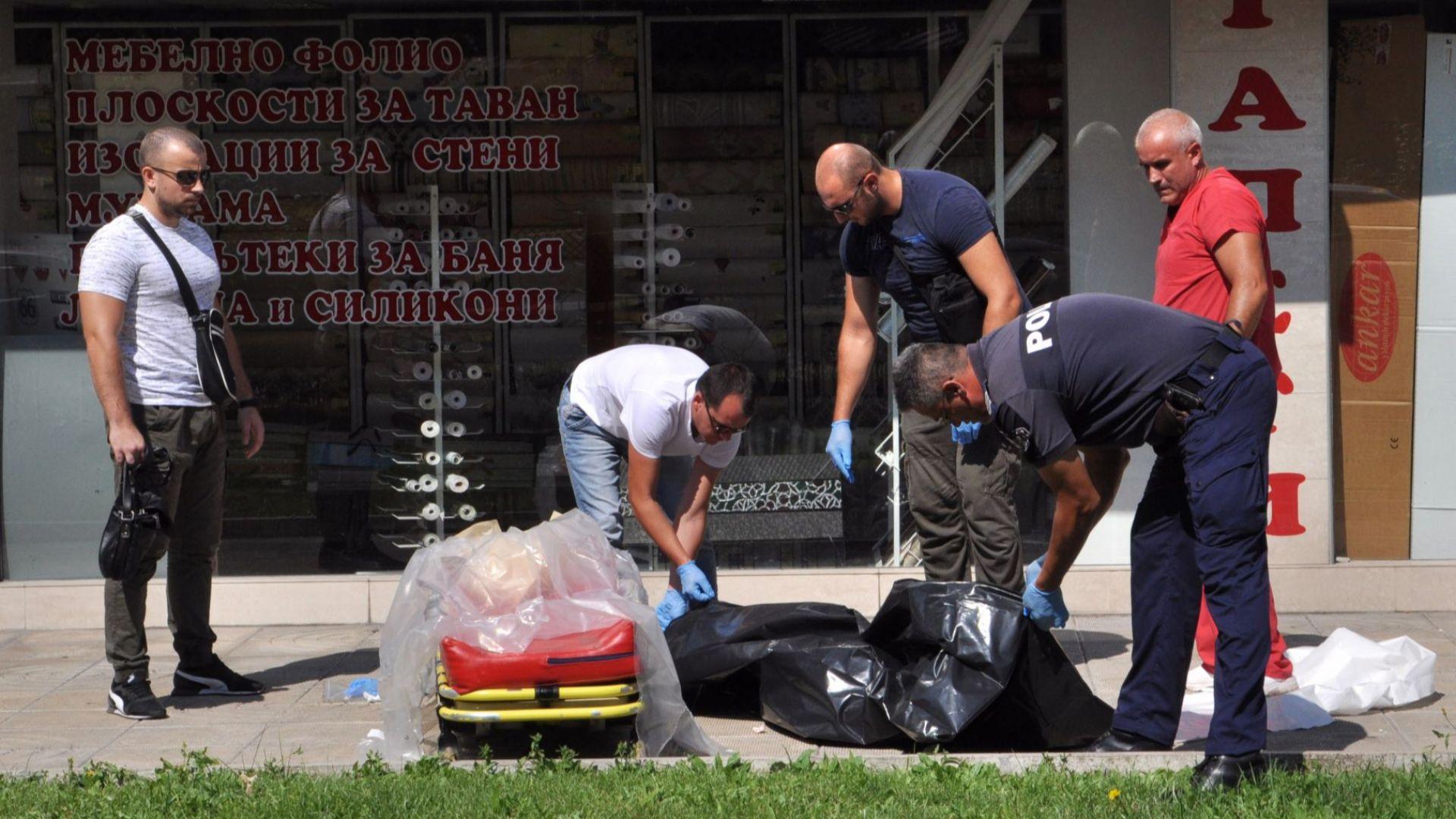 Млад мъж падна от шестия етаж на блок в Хасково и загина