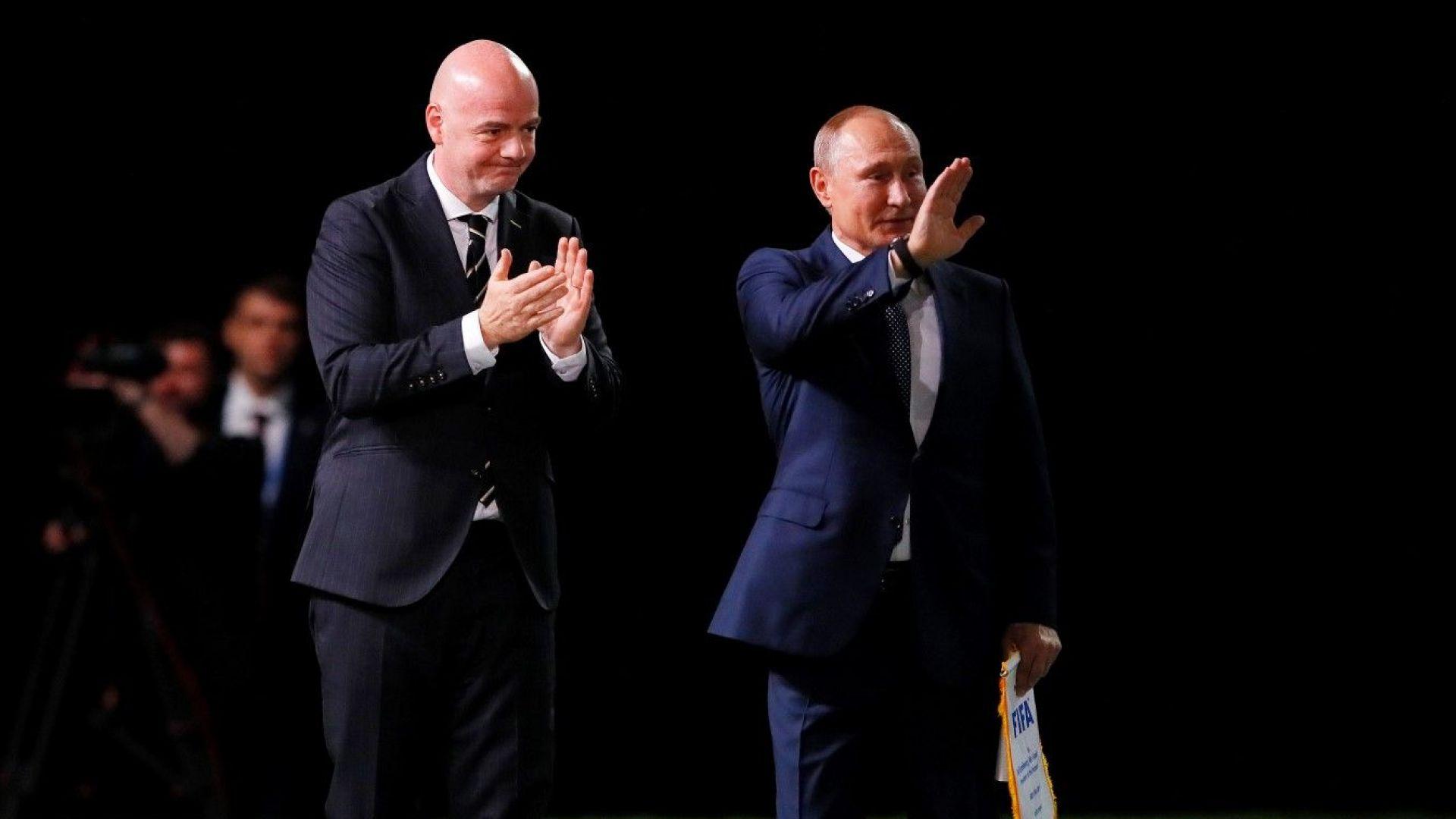 ФИФА обяви Мондиал 2018 за най-добър в историята и благодари на Путин