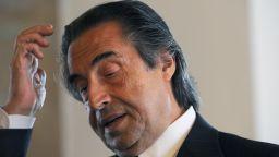 Флоренция отдаде почит на големия италиански диригент Рикардо Мути