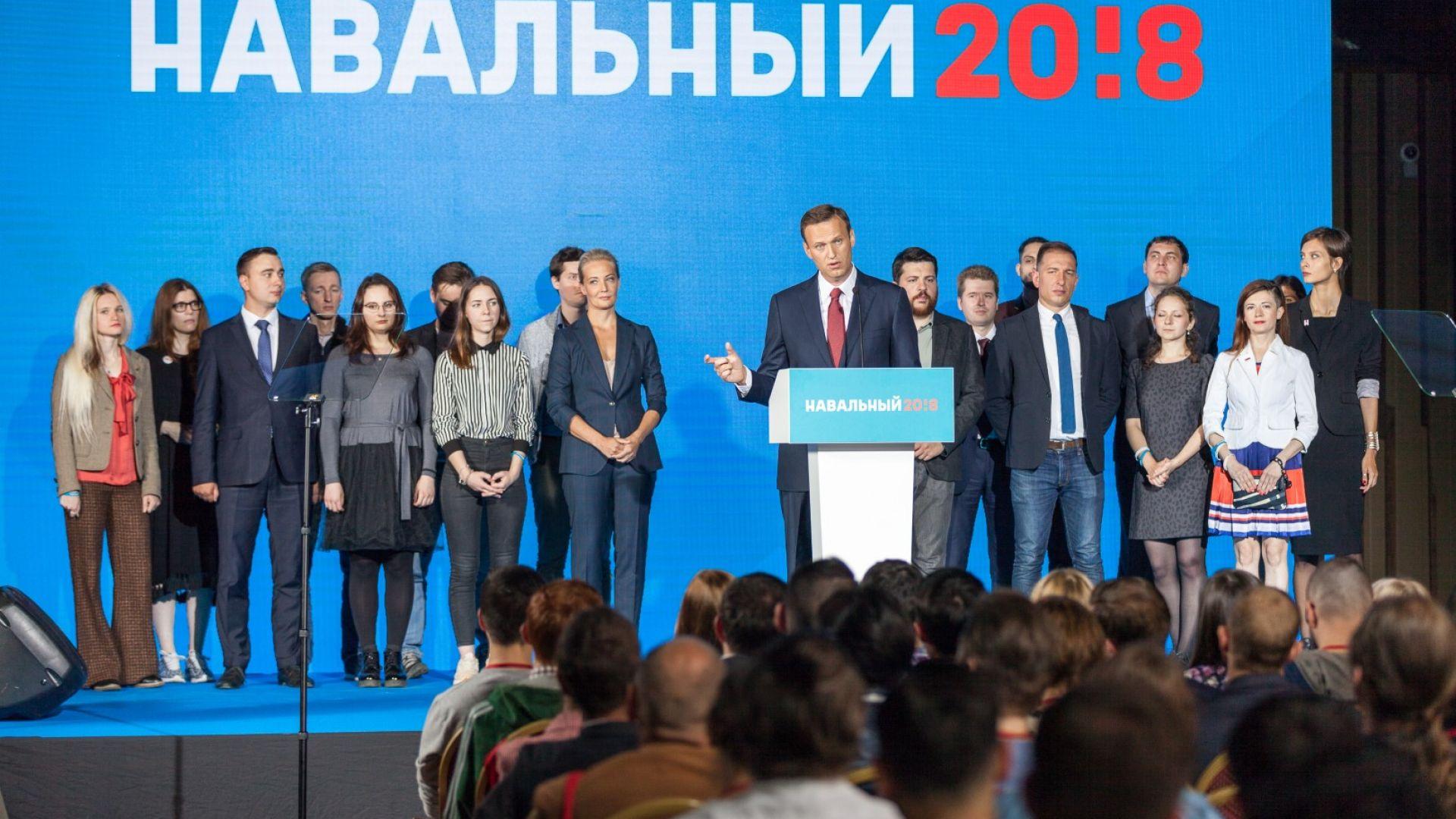 Почина руският бизнесмен Пьотр Офицеров,  съратник на опозиционера  Алексей Навални