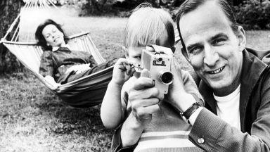 Ингмар Бергман: Театърът е като предана съпруга. А киното е голямо приключение - като великолепна и взискателна любовница