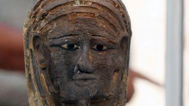 Откриха древна работилница в Египет, в която били балсамирани телата на умрелите