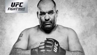 UFC обяви следващата битка на Багата