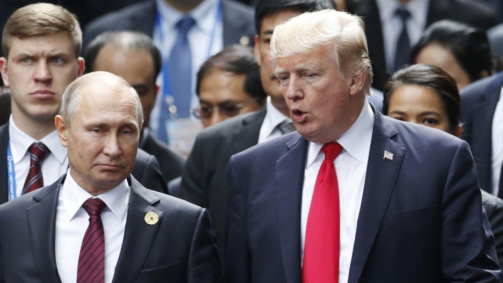Тръмп и Путин ще се срещнат в датиращия от 19-ти век президентски дворец в Хелзинки