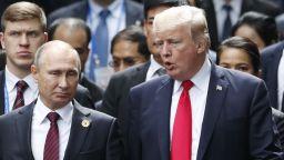 Тръмп и Путин - на съдбоносна среща в Хелзинки