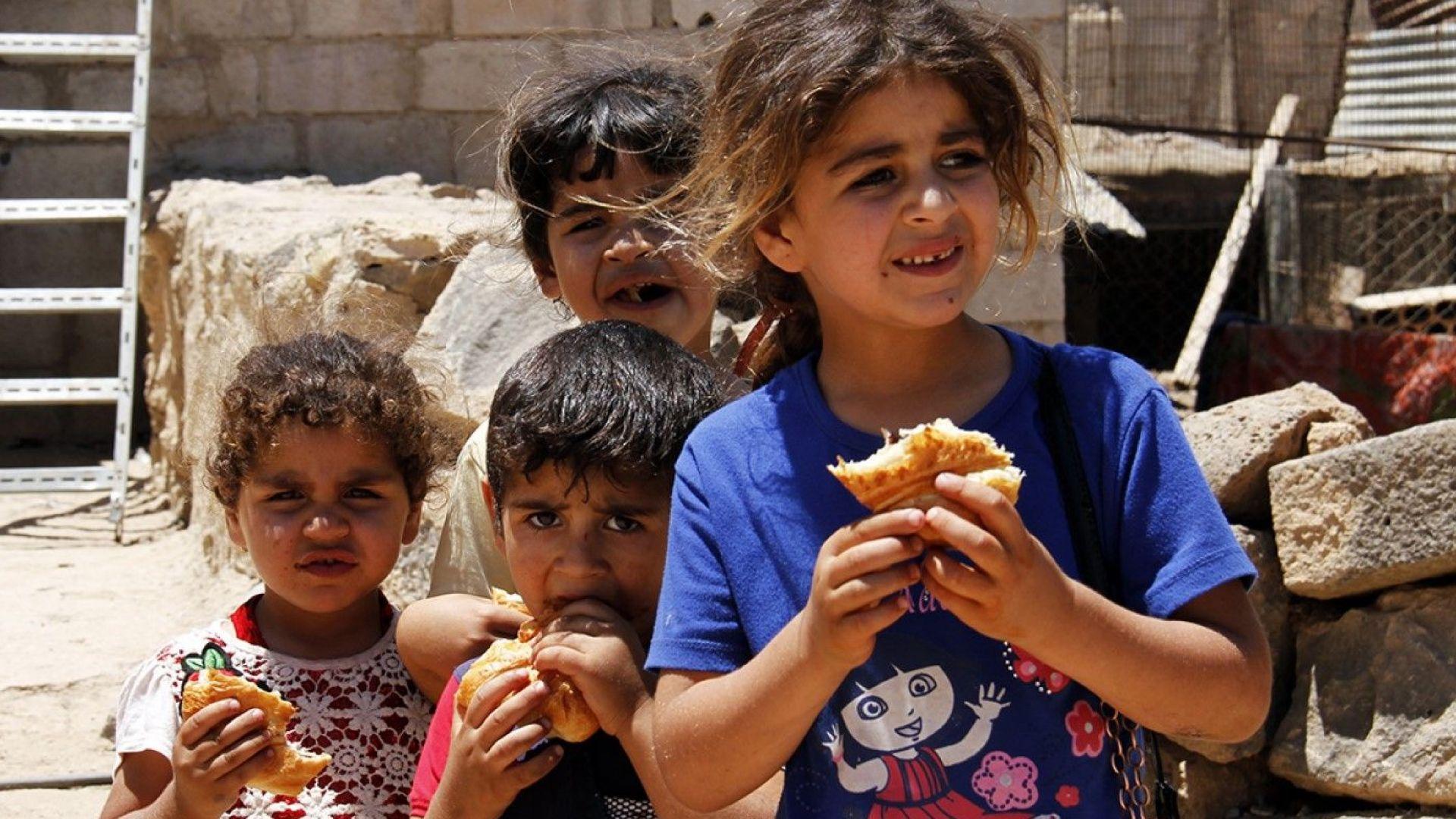 Сирия - една нестихваща трагедия