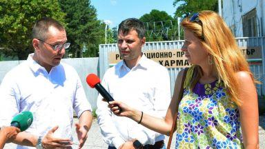 Ангел Джамбазки иска запечатване на откритите бежански центрове
