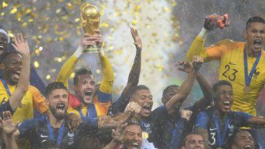 Франция е шампион на света! Луд, луд финал разплака хърватите