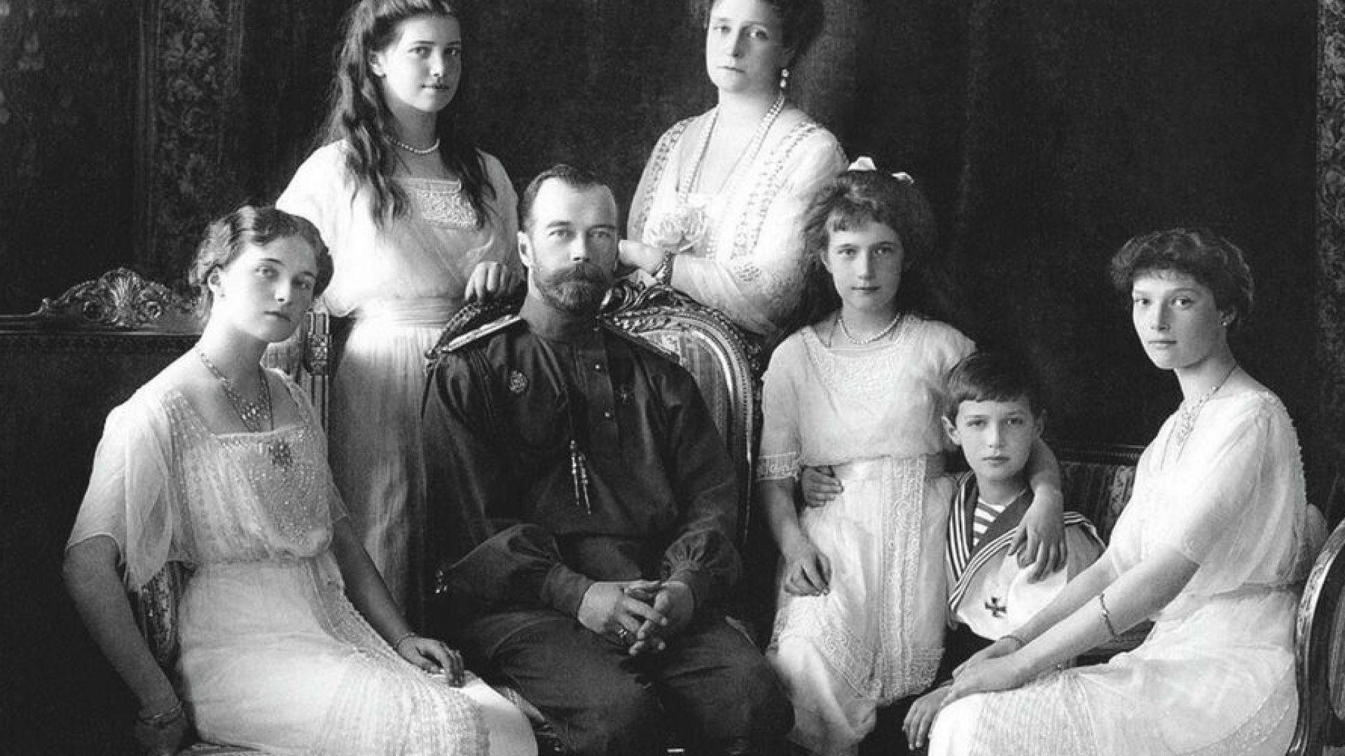 Нови експертизи потвърдиха:  Останките на семейството на Николай Втори са автентични
