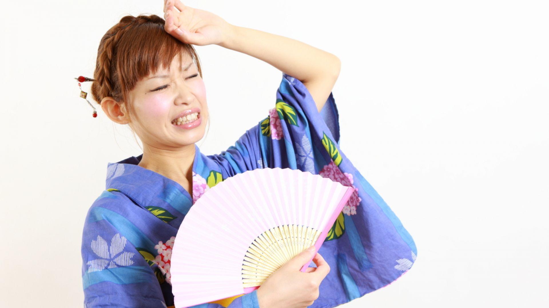 Четири жертви на горещините в Япония за един ден