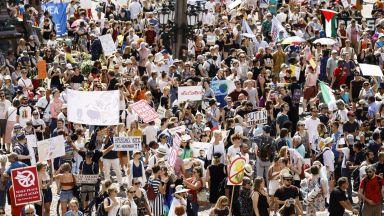 Протести в Хелзинки преди срещата Тръмп - Путин