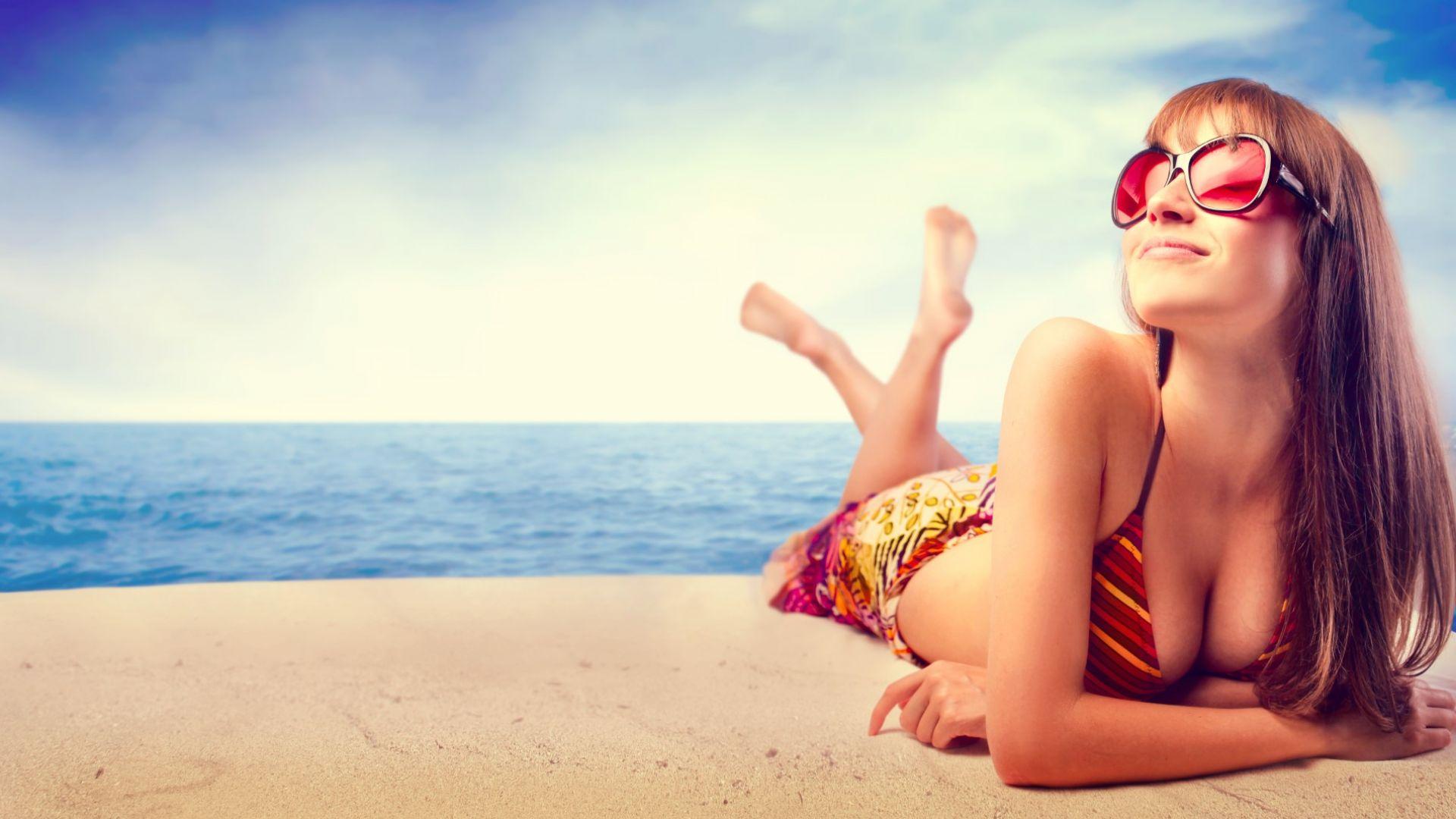 Лятото - преполовено. Горещо или студено?
