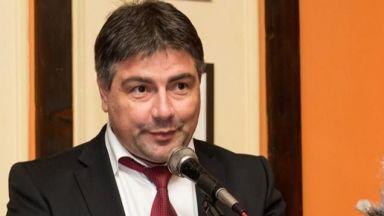 Костадин Марков подаде оставка като зам.-председател на СДС