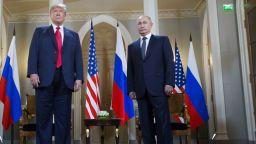 Намигна ли Тръмп на Путин? (видео)