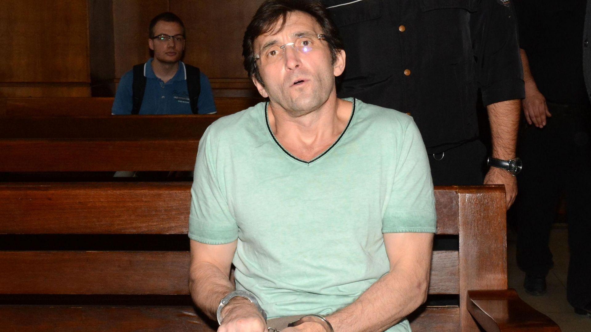 Снимка: Апелативният съд отмени доживотната присъда на Костин и върна делото