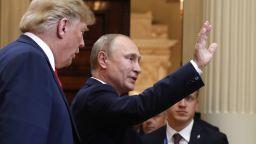"""Тръмп пред Путин: Ще конкурираме """"Северен поток 2"""""""