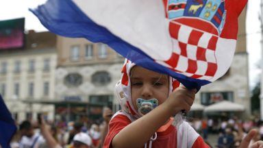 Загреб посрещна подобаващо своите шампиони