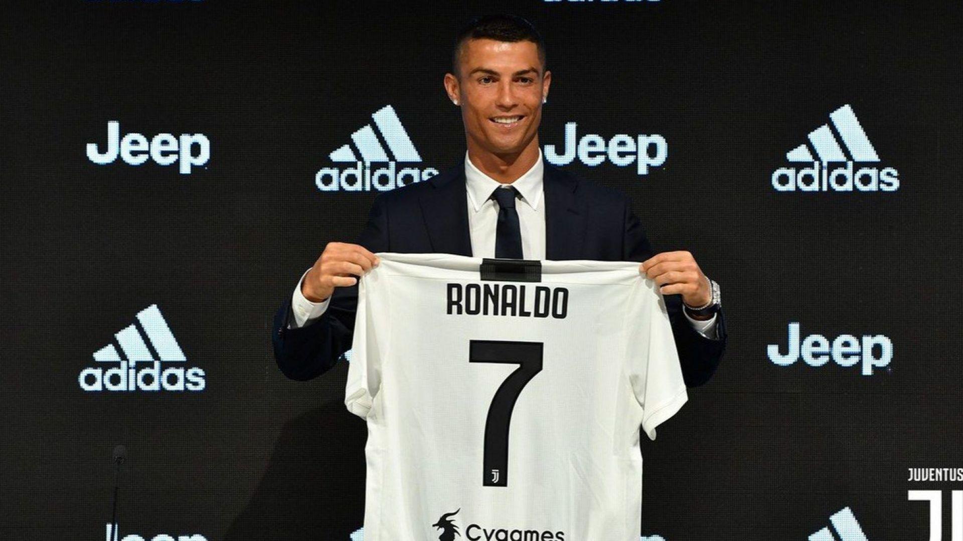 Акциите на Ювентус спаднаха заради проблемите на Роналдо
