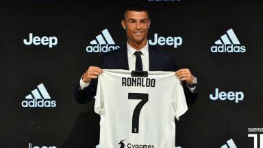 """Роналдо: """"Ювентус"""" е сред най-великите клубове в света"""