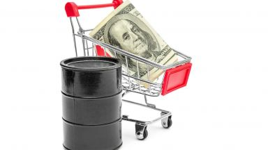 Цената на петрола се срина с 10% за два дни