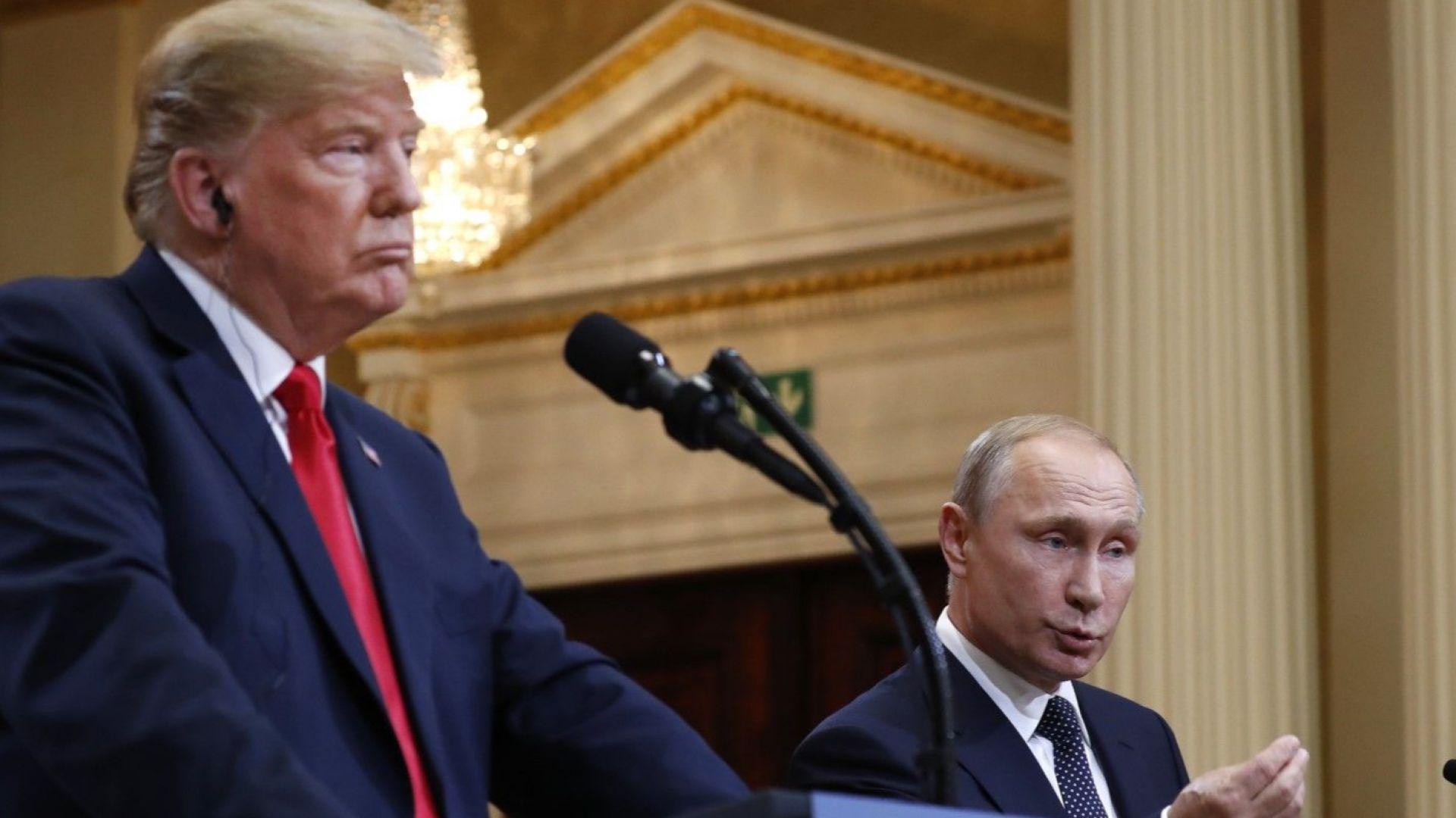 САЩ предлагат среща Тръмп-Путин в края на годината във Вашингтон