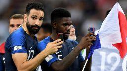 Героят в сянка за Франция