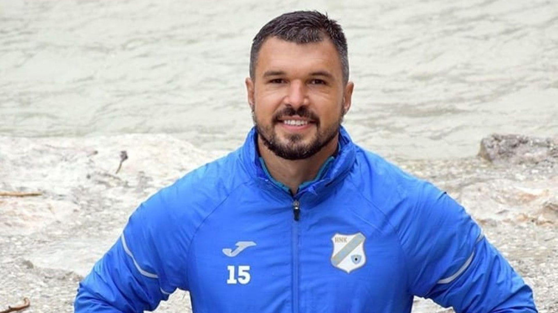 Божинов е във Враца, вече тренира с Ботев