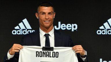 """Зад кулисите на трансфера на века: Кой и как доведе Роналдо в """"Юве""""?"""