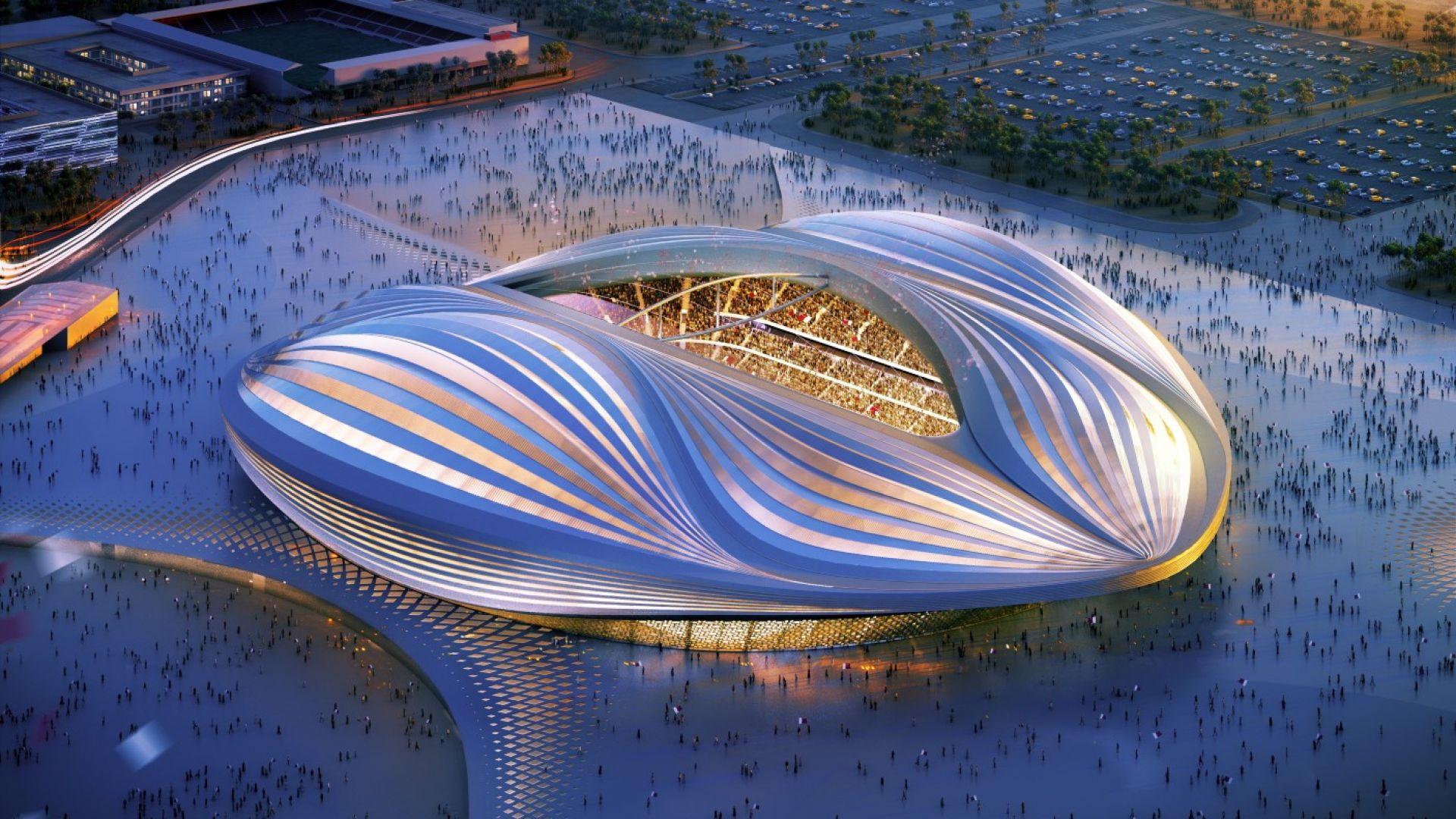 Още един работник загина на стадион за Мондиал 2022