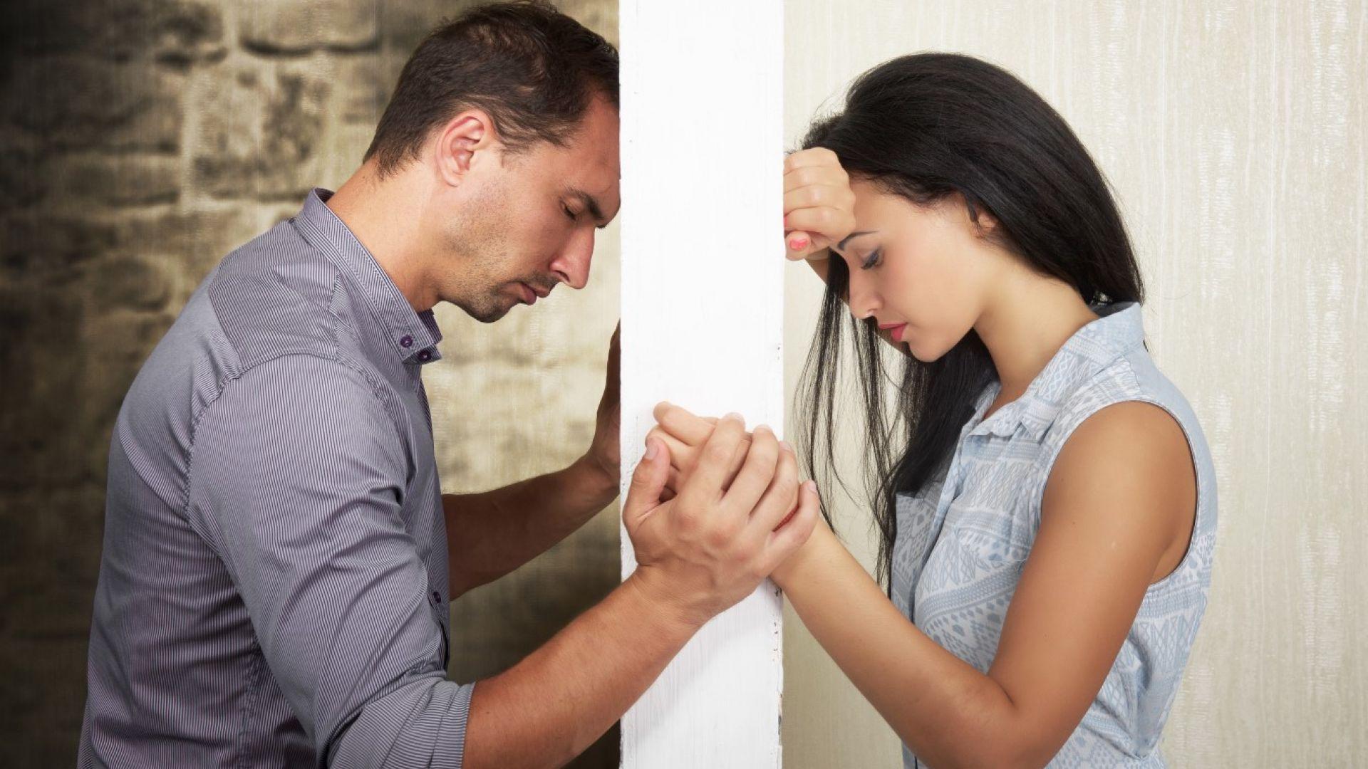 Нещастният брак е по-опасен за здравето от тютюнопушенето