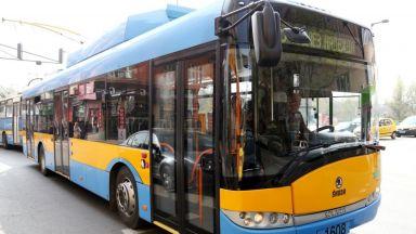 Удължават трасето на тролейбус №5 до Младост 2