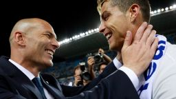 """Зидан и Роналдо се събират в """"Ювентус"""""""